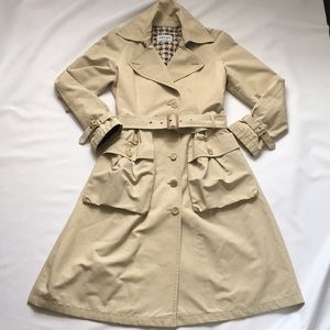 Allegri warm trench Made in Italy